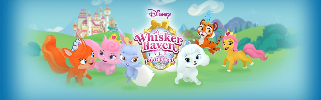 Palace Pets Whisker Haven app page hero au