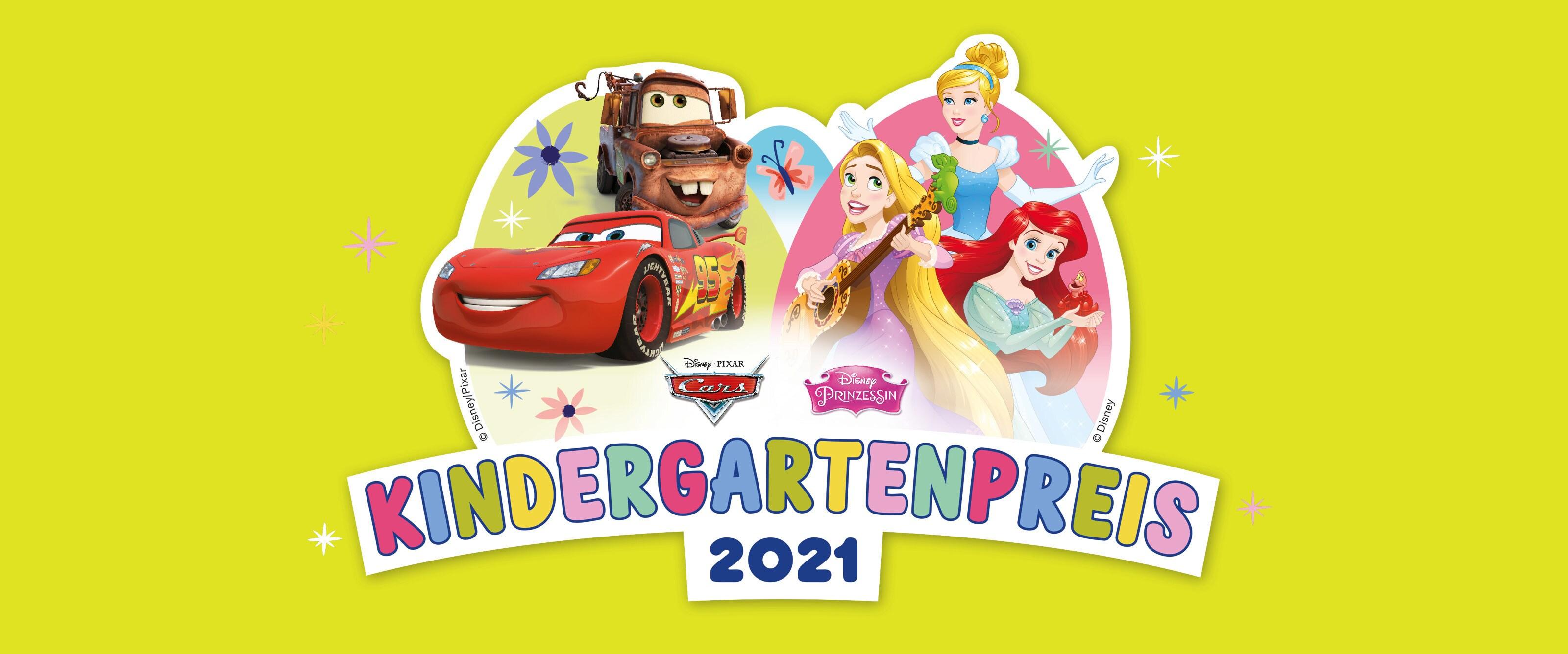 Disney Kindergartenpreis