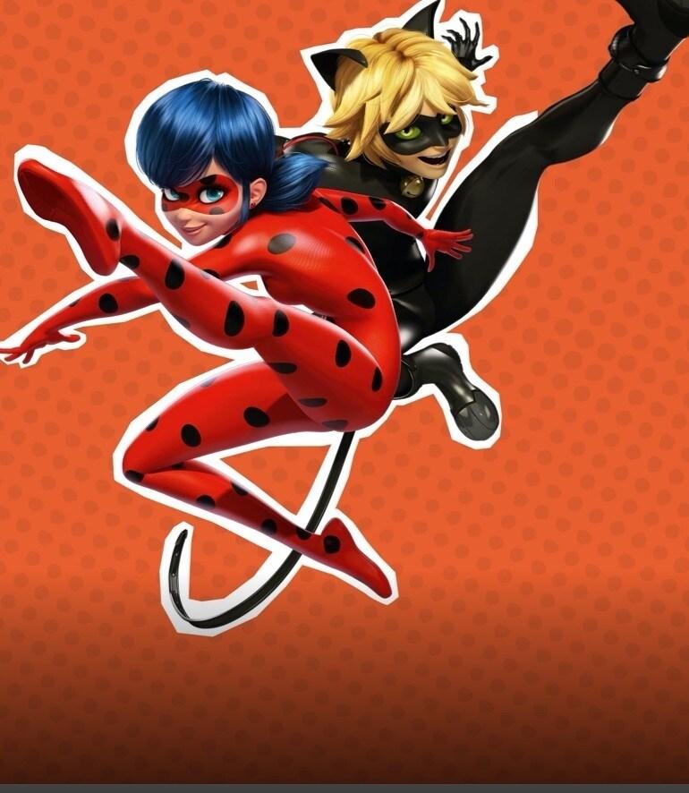 Ladybug und CatNoir