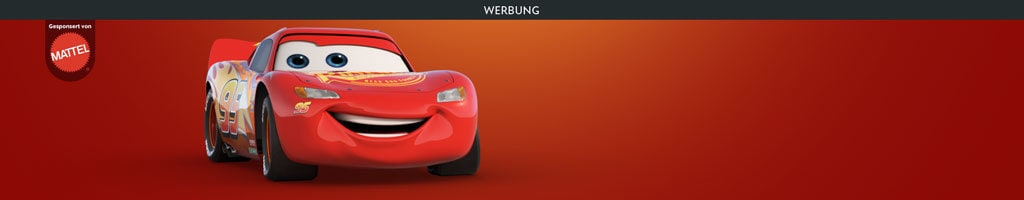 Cars 3 Gewinnspiel Mattel Hero Short