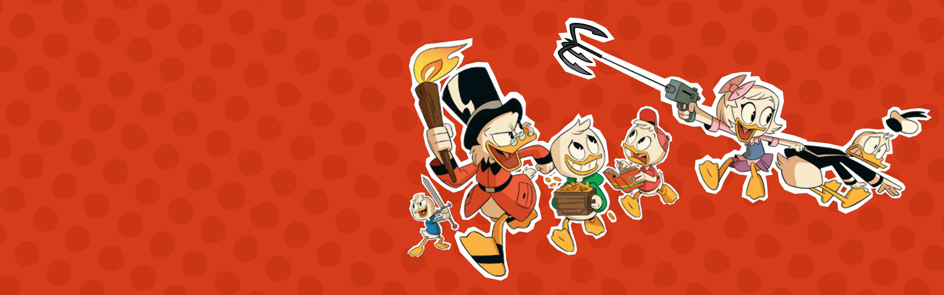 DuckTales Hero - Launch Competition
