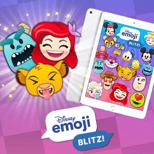 Emoji Blitz Gewinnspiel