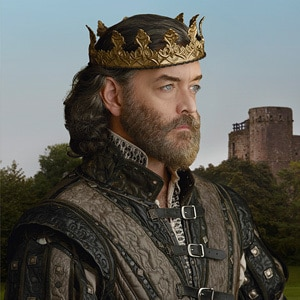 König Richard (Timothy Omundson)