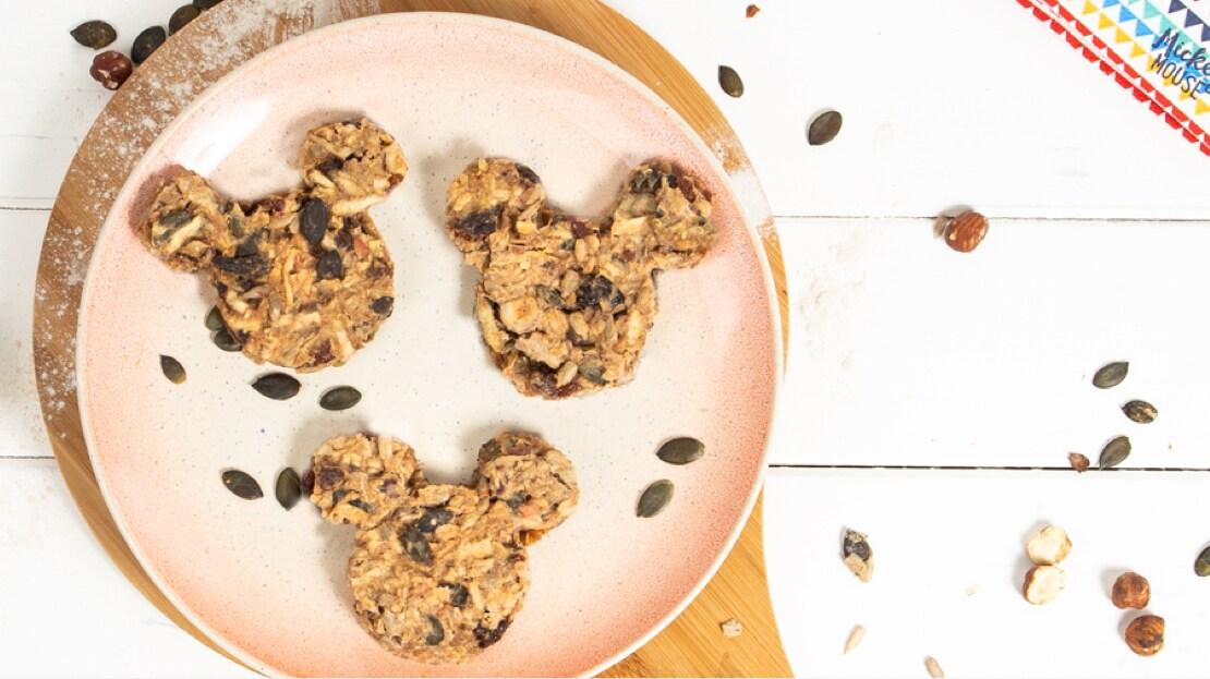 Mach Mit | Knusprige Micky Müsli-Kekse selbst backen
