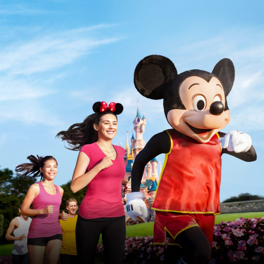 Disneyland® Paris Magic Run Weekend