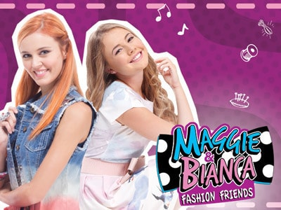 Maggie & Bianca - Fashion Friends