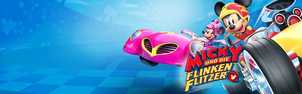 Micky und die flinken Flitzer - Hero