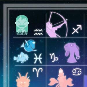 Spielen: Dein Disney Horoskop im Januar