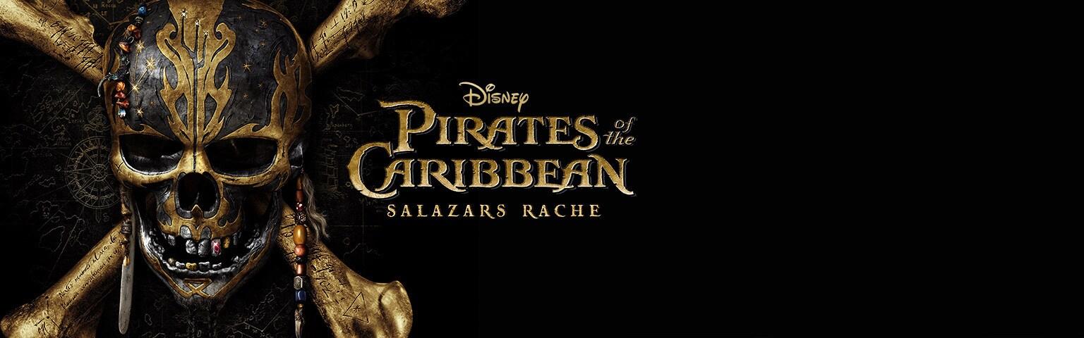Pirates 5 - Trailer Hero