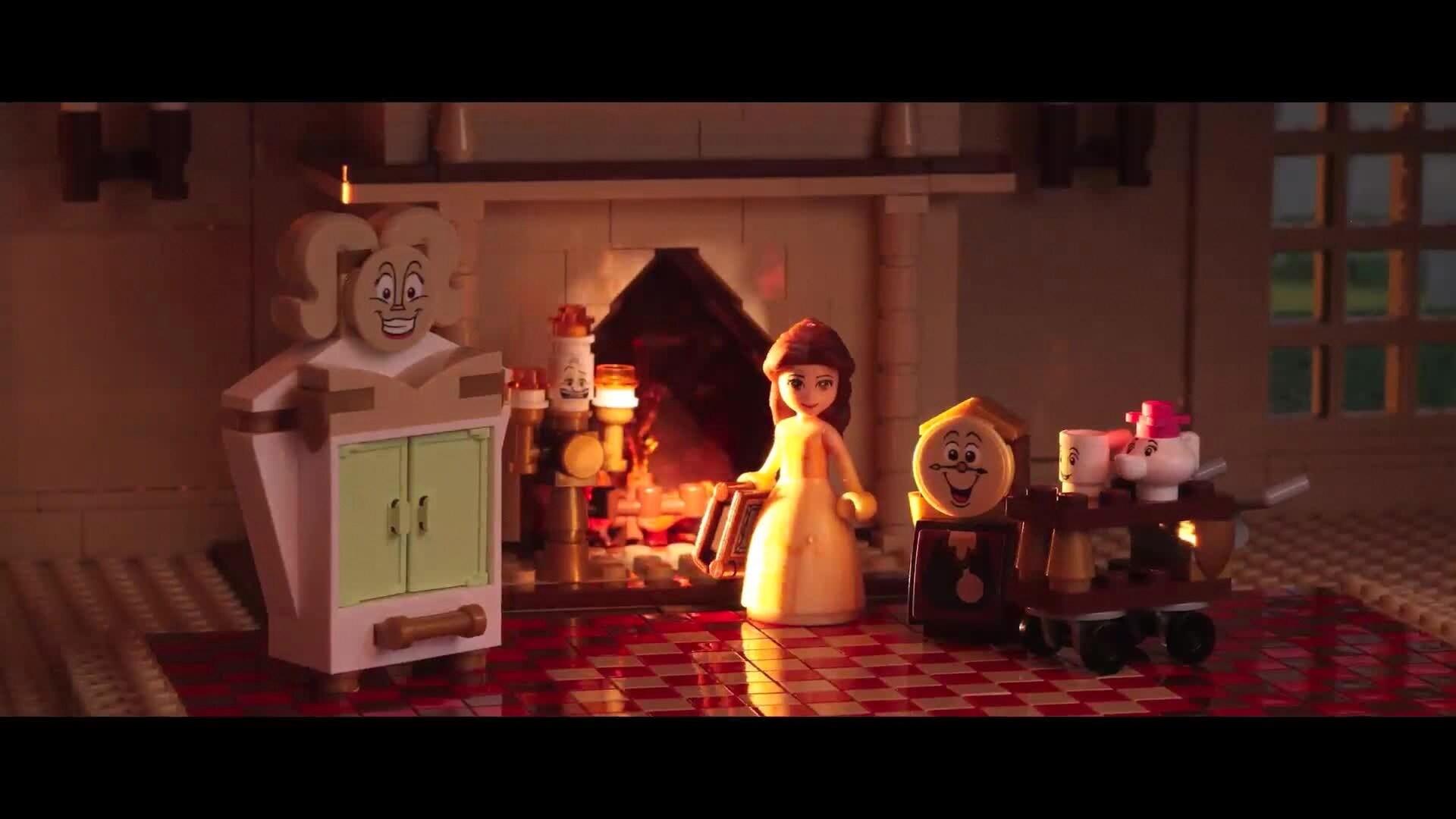 Mit LEGO® Disney Princess sind deiner Fantasie keine Grenzen gesetzt.