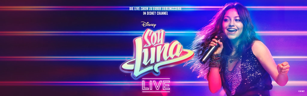 Soy Luna LIVE Hero Live Events