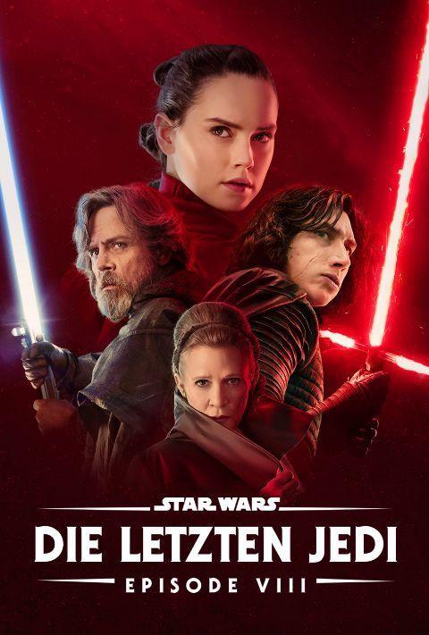 Disney Plus - Star Wars - Episode 8 - The Last Jedi - Poster