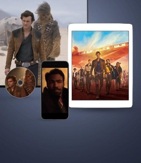 Solo: A Star Wars Story | Auf DVD, Blu-ray und als digitaler Download erhältlich