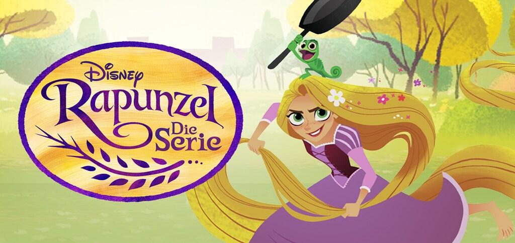 Rapunzel la serie 1x04-05-06 (2017) bymonello78