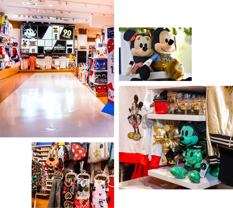 Der Disney Store München