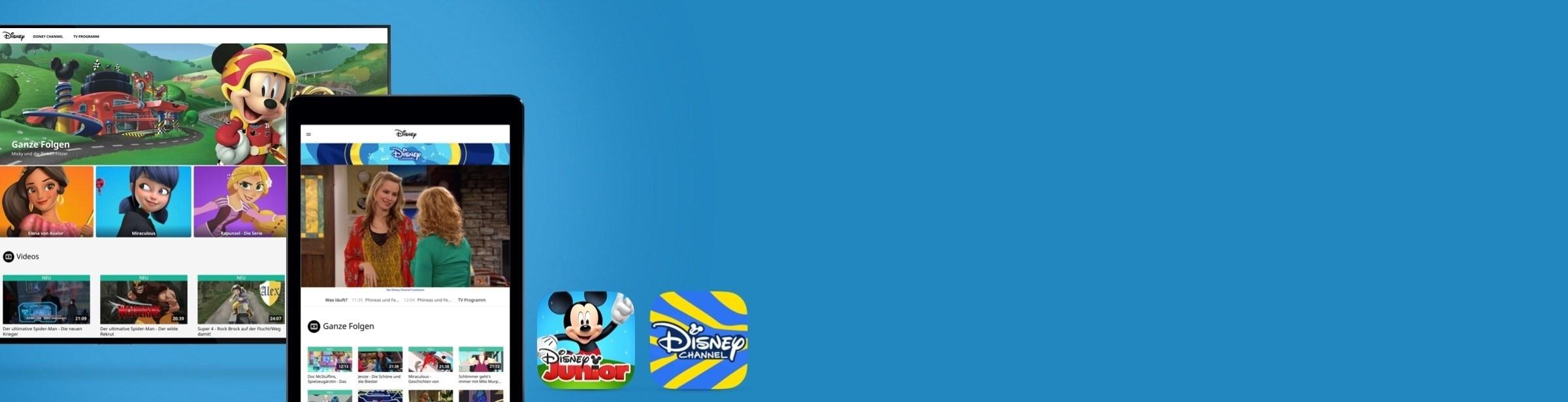 Disney TV | Livestream und Mediathek