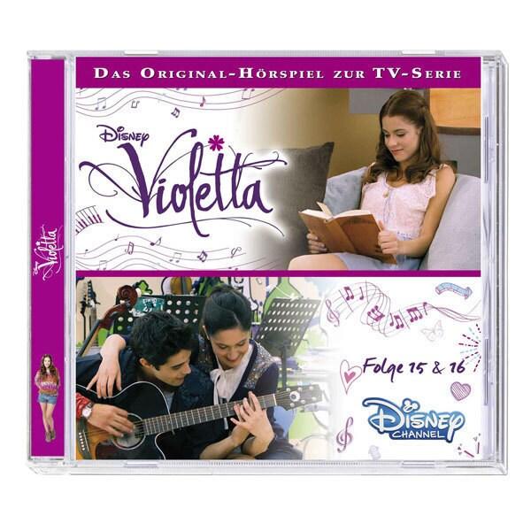 Violetta Hörspiel Folge 15 & 16