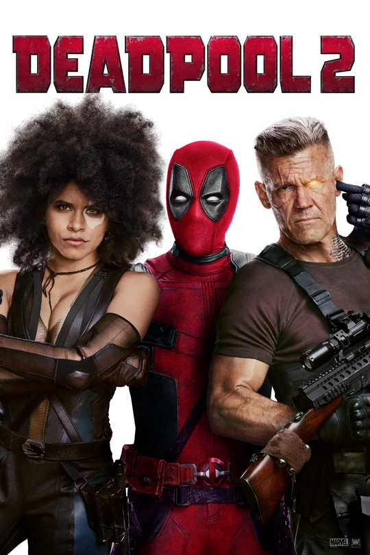 Deadpool 2   now streaming