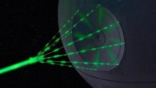 Death Star Superlaser