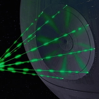 Death Star Superlaser