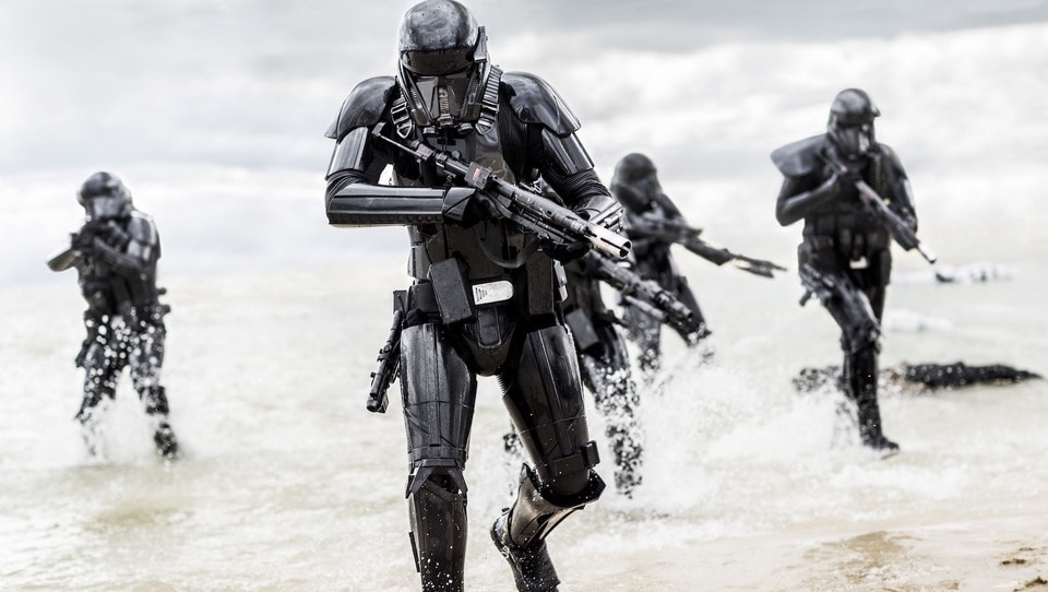 Image result for imperial death trooper rogue one