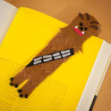 Marque-page Chewbacca