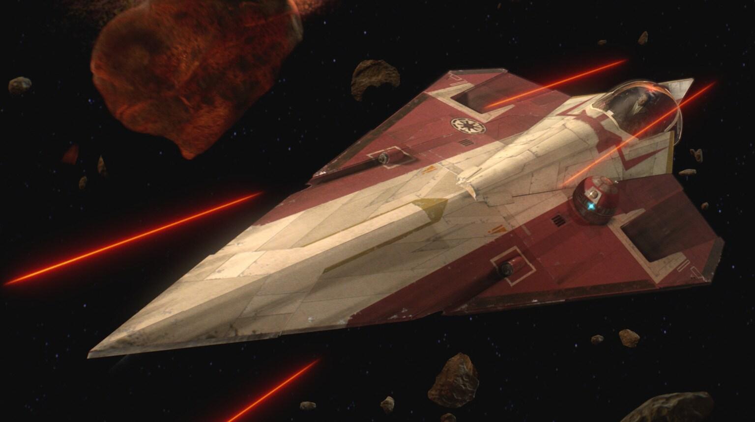 Delta-7 Jedi Starfighter