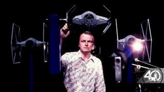 "Star Wars at 40 | ""I Knew We Were Doing Something Different"": Dennis Muren Reflects on Star Wars: A New Hope"