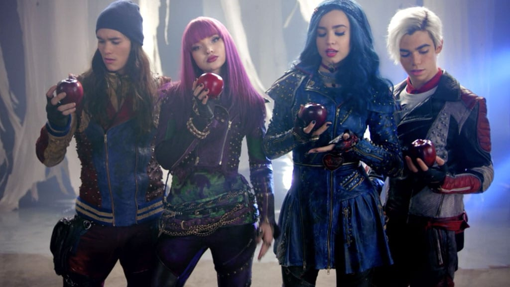 """Ways To Be Wicked"" music video - Descendants 2"