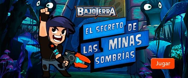 ¡Animate a explorar BajoTerra!