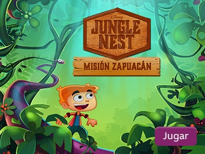Jungle Nest: Misión Zapuacán