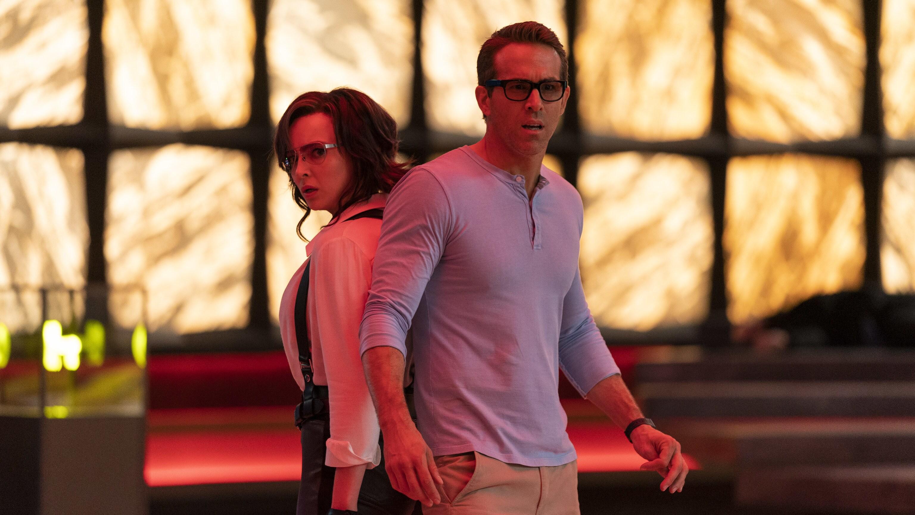 "Novo teaser de ""Free Guy"" mostra química entre Jodie Comer e Ryan Reynolds"