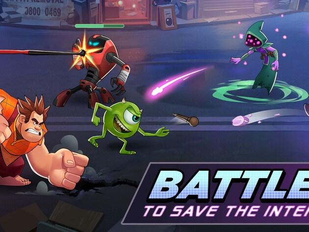 Disney Heroes Battle Mode Gallery Disney Lol
