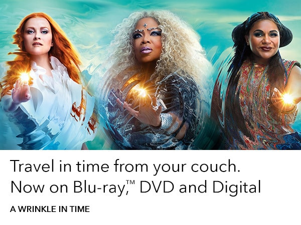 Shop A Wrinkle In Time - Now on digital
