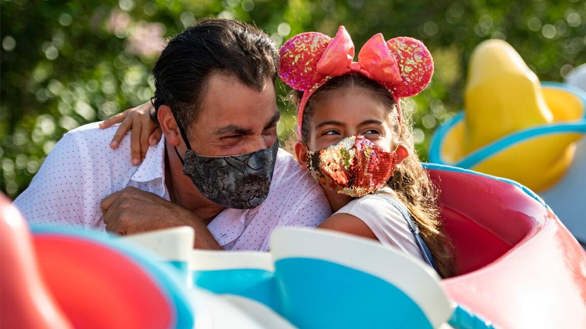 Um Dia dos Pais para Recordar: Atividades de Disney Parques para tornar seu domingo ainda mais inesquecível!