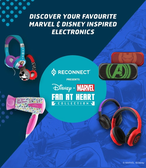 Disney x Reconnect | Main Page