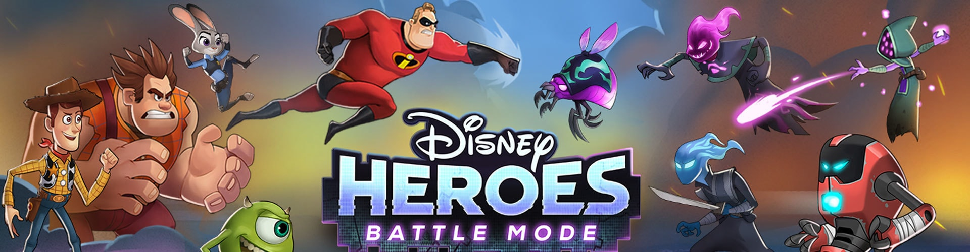 Disney Heroes Battle Mode | Apps | Disney | Lifestyle