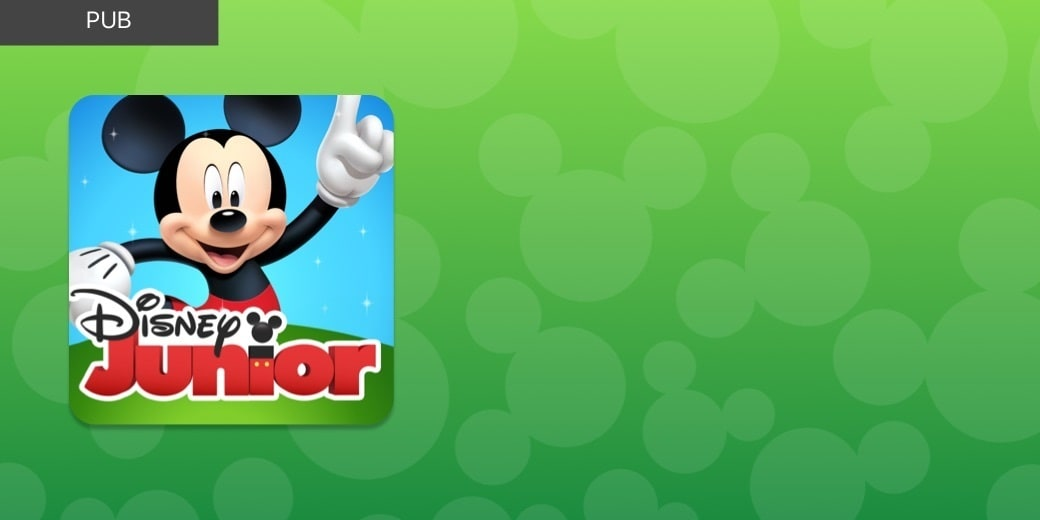 PUBBLICITÀ - Disney Junior Play App