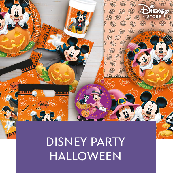 Stream Promo - Disney Party Halloween