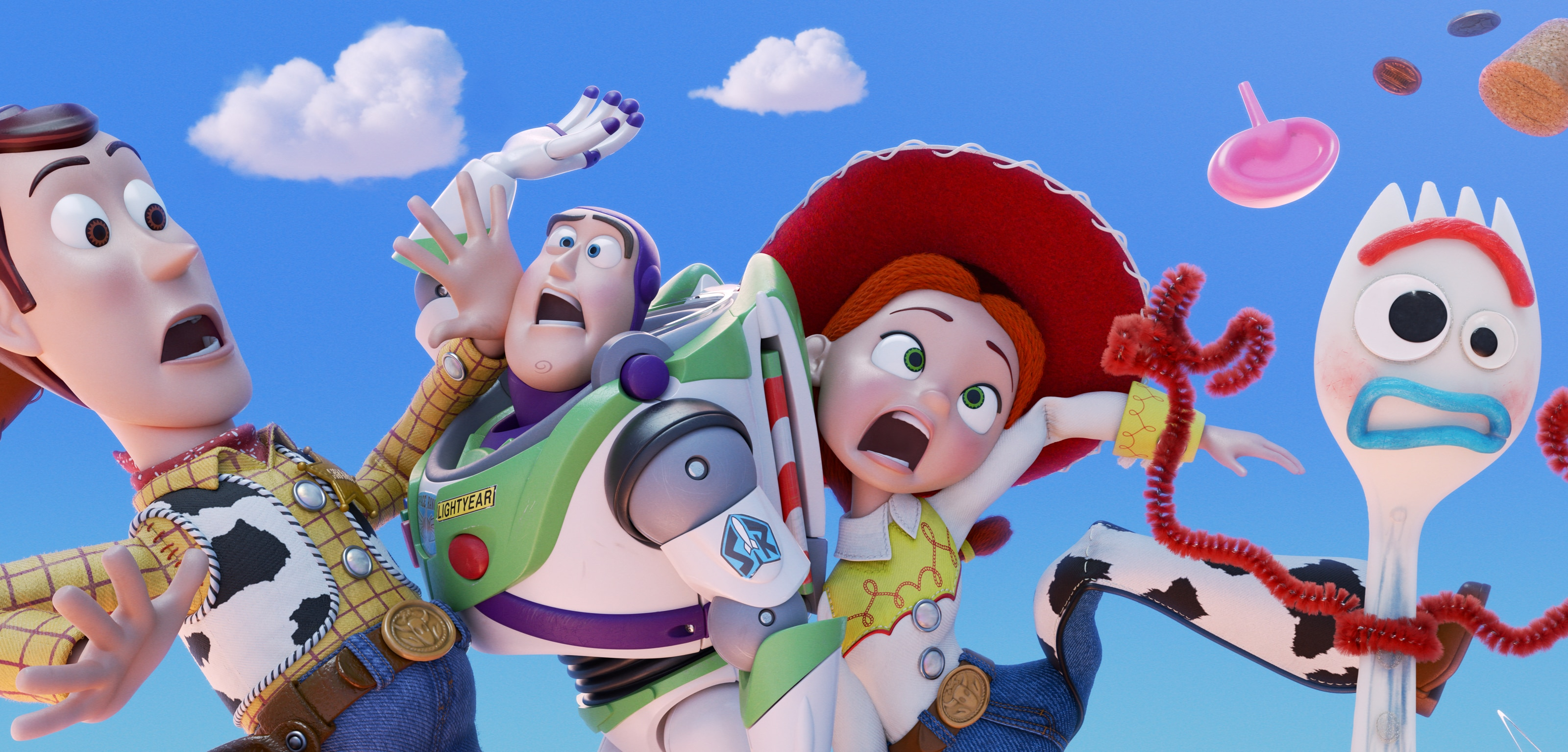 A still image from Toy Story 4