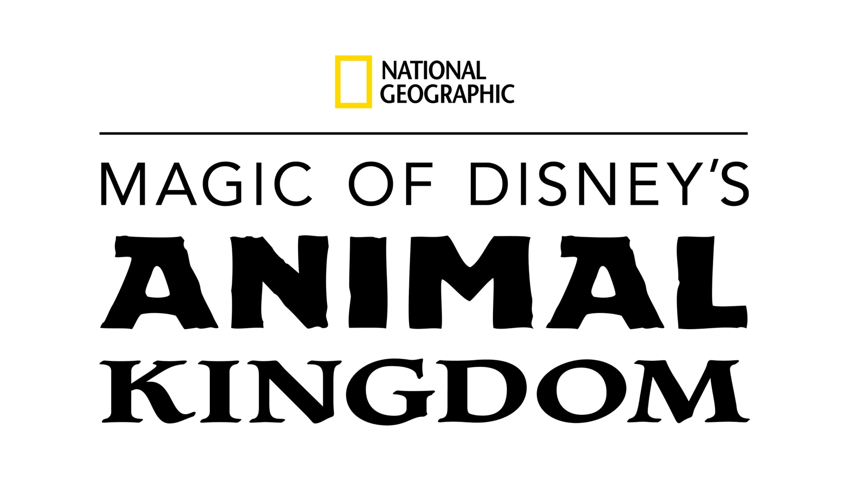 """Disney+ to premiere """"Magic of Disney's Animal Kingdom"""" from National Geographic on September 25"""