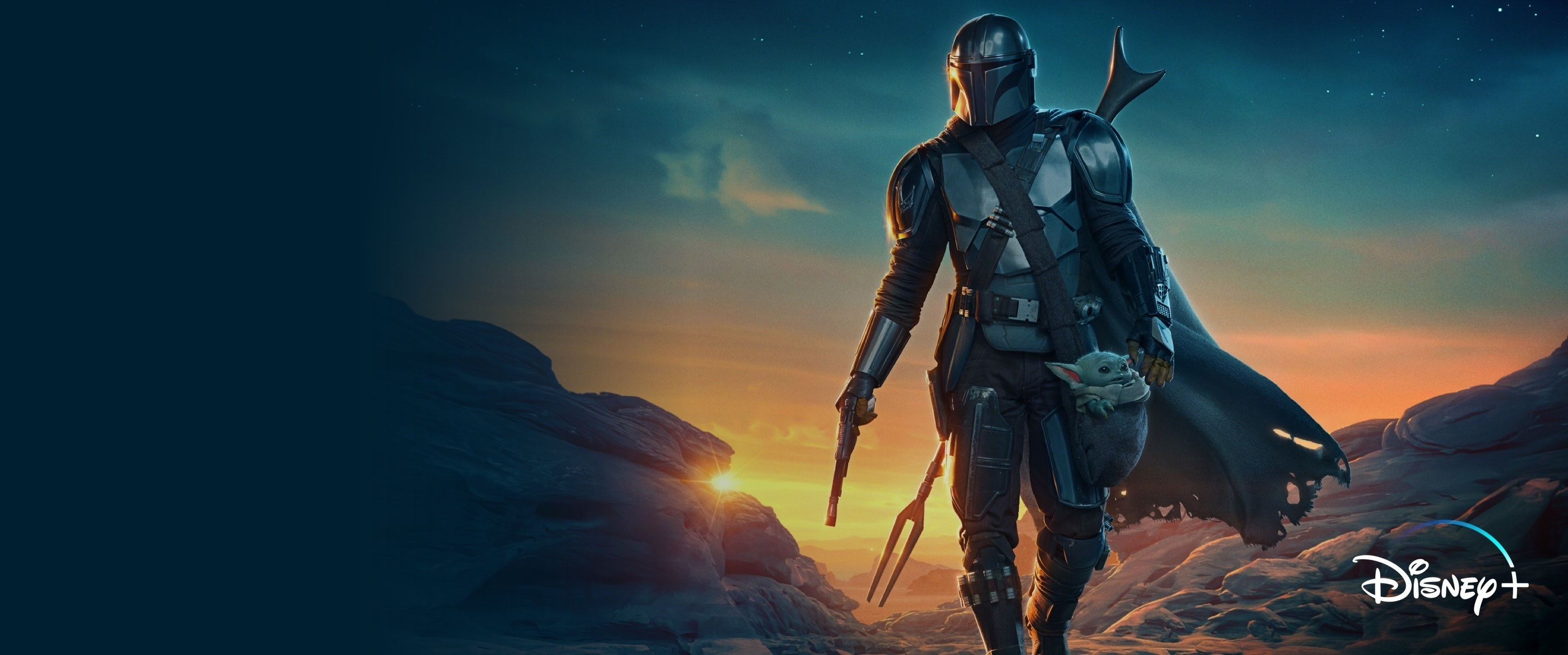 The Mandalorian Season 2 - new episode every Friday - only on Disney+