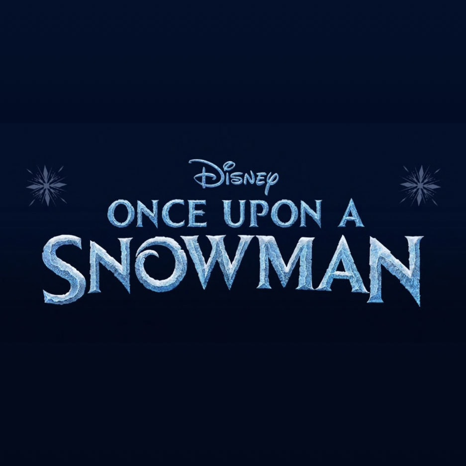 Once Upon a Snowman available to stream now exclusively on Disney+