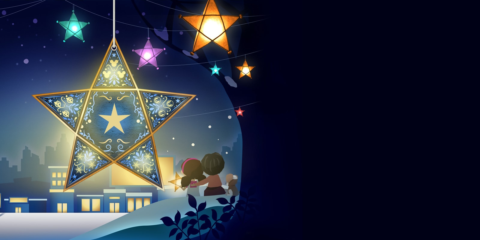 Zauberhafte Sternensuche