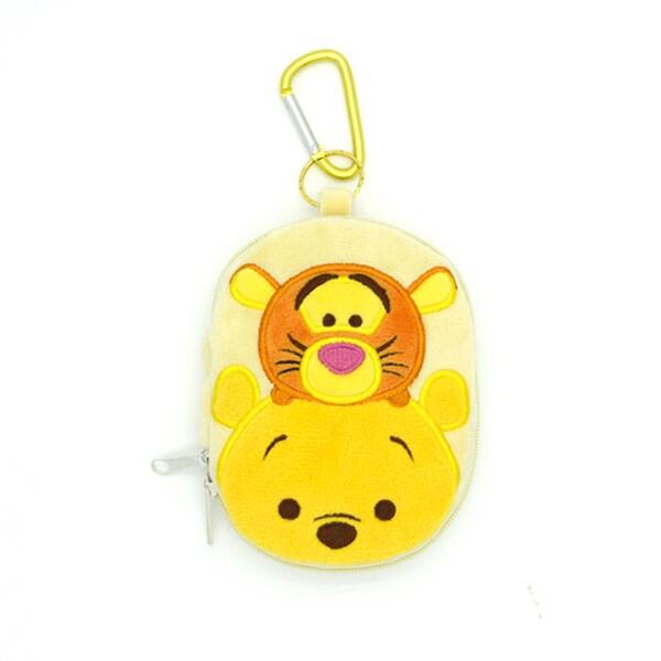 Tsum Tsum Key Pouch, Pooh n Tigger - SG Homepage Tracking Link