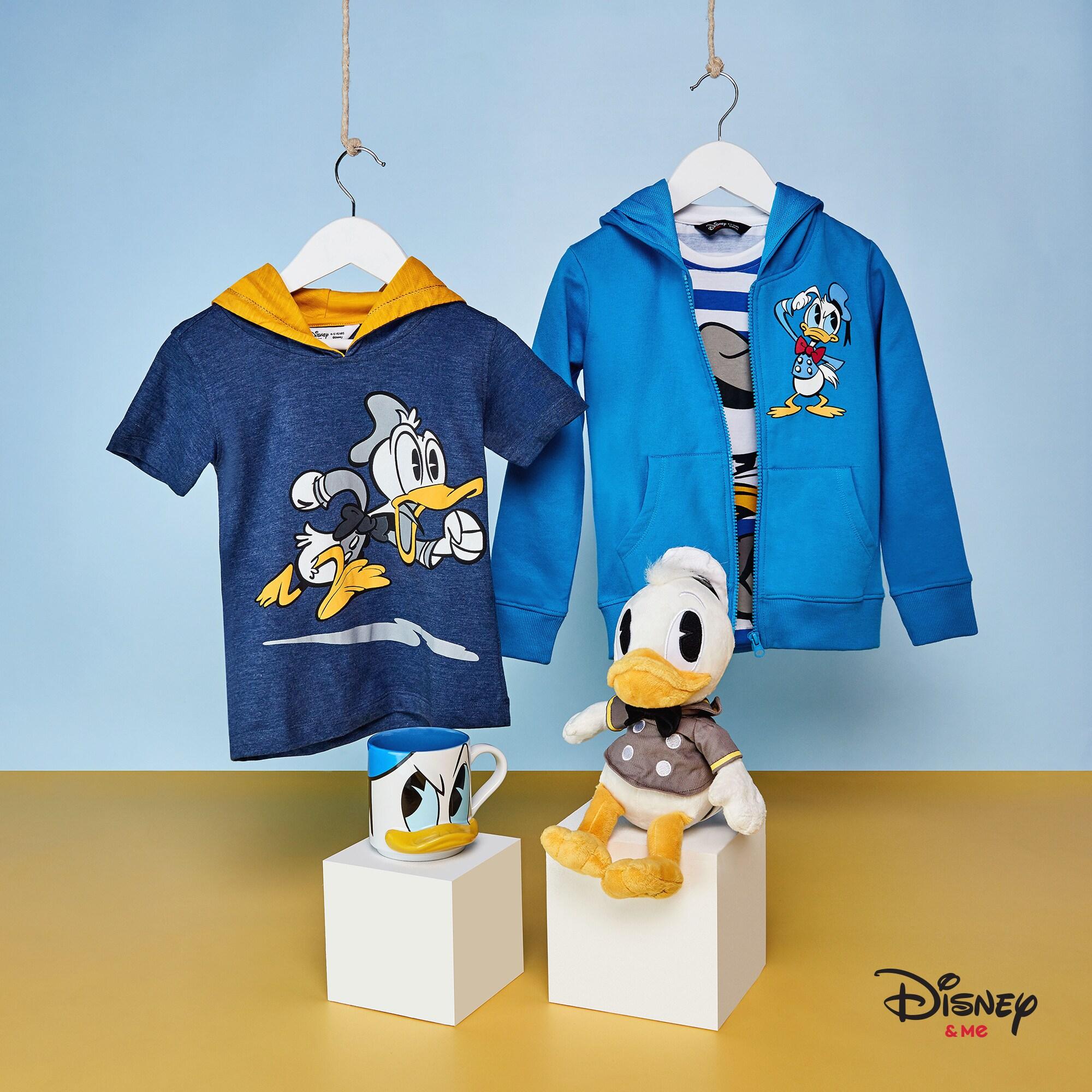 Disney & Me Donald | Disney & Me Page