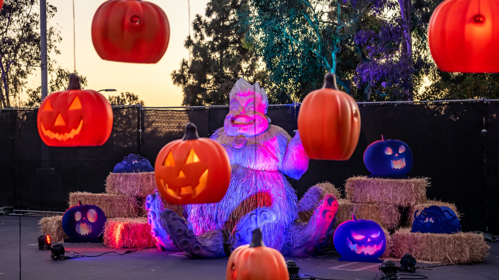 Disney+ Hallowstream Drive-In (October 7-13, 2021, Culver City, California)