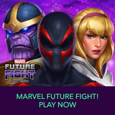 Hero Stream - Marvel Future Fight