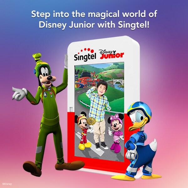 Disney Junior Magical Moments
