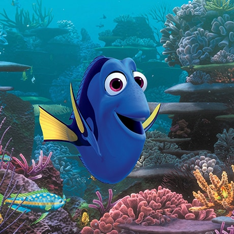 Finding Dory: 3 Ways Dory Lives Out Her Uplifting Motto